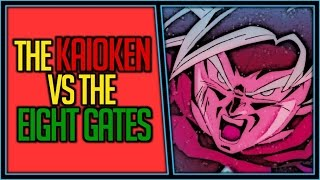 Download The Kaioken VS The Eight Gates Video