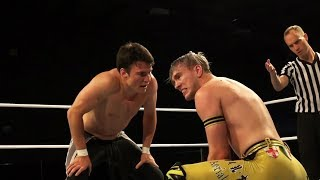 Download Will Ospreay vs. Mike Bailey (Pro Wrestling World Cup - Quarter Finals) Video