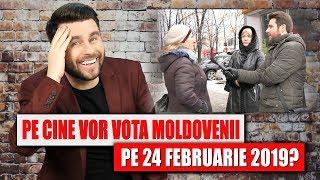 Download PE CINE VOR VOTA MOLDOVENII PE 24 FEBRUARIE 2019 / NU M-AM AȘTEPTAT LA ASEMENEA RĂSPUNSURI Video