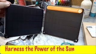 Download Biolight Solar Panel First Look and Use Video