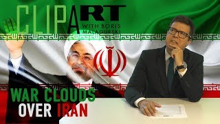 Download War Clouds over Iran: Clipart with Boris Malagurski Video