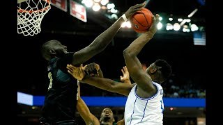 Download Zion vs. Tacko: Watch highlights from their incredible second round battle Video