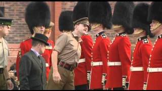 Download Irish Guards Prepare For The Royal Wedding   Forces TV Video