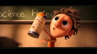 Download Cloudy with a Chance of Meatballs (INVENTIONS) Video