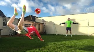Download SCORPION KICK FOOTBALL CHALLENGE Video