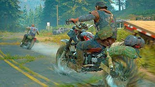 Download Days Gone - 50 Minutes New Gameplay Walkthrough Demo PS4 (E3 2018) Video