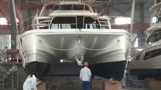 Download Aquila Power Catamarans - Sino Eagle Factory Tour Video