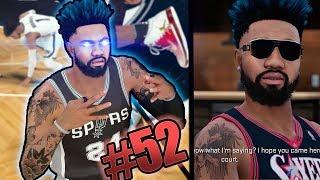 Download SCORING 100+ POINTS on HOF! Custom Jordans! Perfect Green Buzzer Beater! NBA 2k18 MyCAREER Ep. 52 Video