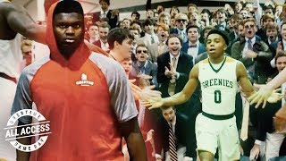 Download EXCLUSIVE Look At The Plan That Beat Zion Williamson! How Jalen Lecque Prepped For His JAM FAM Bro! Video