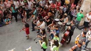 Download Flashmob - Bolero de Ravel na Pinacoteca de São Paulo, Brasil, Conservatoire de Paris, GURI & EMESP Video