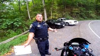 Download POLICE PULLOVERS & ENCOUNTERS | BIKERS vs. POLICE | [Episode 5] Video
