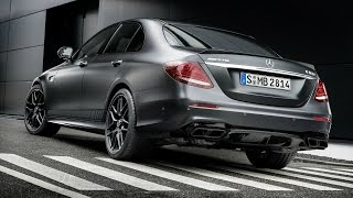 Download 2017 Mercedes E 63 S AMG 4MATIC+ Designo Selenite Grey Magno Video