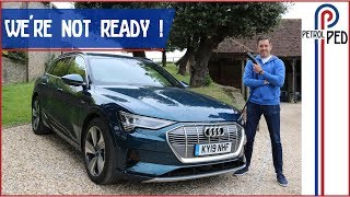 Download Living with an EV for a week didn't go well !!! [AUDI e-tron] Video