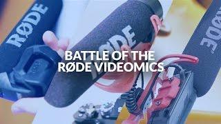 Download De beste camera richtmicrofoon? - Røde Videomic Pro vs Go vs Rycote Video