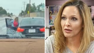 Download Texas Mom Punishes 14-Year-Old Son With Belt After He Takes Family's BMW Video