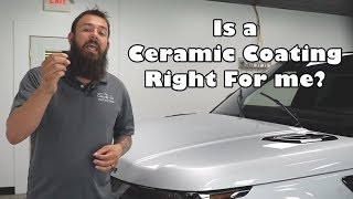 Download Is A CERAMIC COATING Right For Me? Video