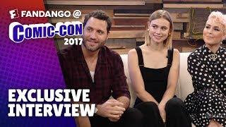 Download Creating the Unique World of 'Bright'   Comic-Con 2017 Video
