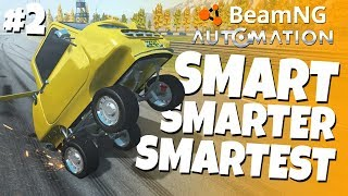Download The Smartest Smart Car - Smrt Boi - BeamNG / Automation Video