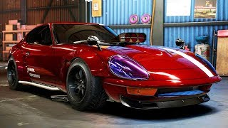 Download *SUPER BUILD* Nissan Datsun 240Z Derelict - Need for Speed: Payback - Part 32 Video