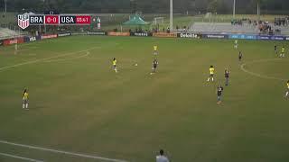 Download Nike International Friendlies: U20 WNT vs. Brazil Video