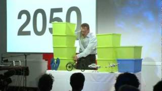 Download Hans Rosling: Global population growth, box by box Video
