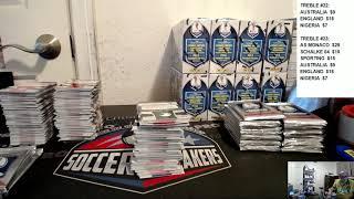 Download 2018 PANINI WORLD CUP PRIZM SOCCER 12 BOX PICK YOUR TEAM PYT CASE BREAK #210 (SICK MOJO!!) Video