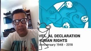 Download Jesús Eduardo Martínez Jiménez, Mexico, reading article 13 of the Universal Declaration of Human Video