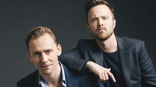 Download Tom Hiddleston & Aaron Paul - Actors on Actors - Full Conversation Video