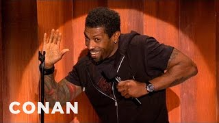 Download After-Hours Stand-Up: Deon Cole Won't Answer All Your ″Black″ Questions - CONAN on TBS Video