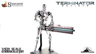 Download Optibotimus Reviews: Hot Toys Terminator Genisys ENDOSKELETON Video