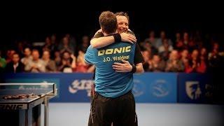 Download ITTF Legends Tour Highlights: Jan-Ove Waldner Vs Jean Michel Saive (FINAL) Video