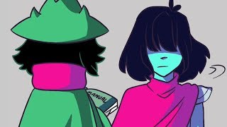 Download Cutest and FUNNIEST Deltarune & Undertale Comic Dub Video