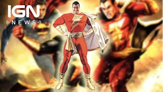 Download Shazam! Movie Shooting Next Year - IGN News Video