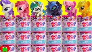 Download My Little Pony Fashems Series 9 Nightmare Moon and Princess Celestia Video
