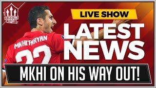 Download Jose MOURINHO To End MKHITARYAN's MAN UTD Stay? MAN UTD News Video