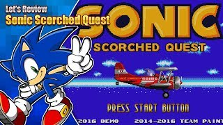 Download Let's Review - Sonic Scorched Quest Video