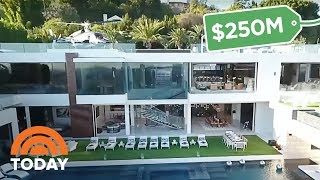 Download Look Inside This $250 Million Mega Mansion (And See Why It's So Expensive) | TODAY Video