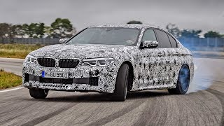 Download New BMW M5 (2018) Why All-Wheel Drive? [YOUCAR] Video