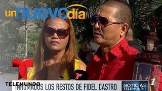 Download Cuba se prepara para comenzar su historia sin Fidel | Un Nuevo Día | Telemundo Video