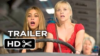 Download Hot Pursuit Official Trailer #1 (2015) - Sofia Vergara, Reese Witherspoon Movie HD Video
