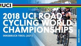 Download 2018 UCI Road World Championships – Innsbruck-Tirol (AUT) / Women Team Time Trial Video