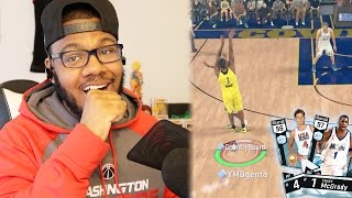 Download NBA 2k17 MyTeam - Must Win Game! Deep Contested Buzzer Beater + Team USA Diamond Beasting! Video