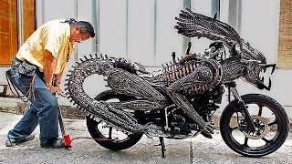 Download 10 WEIRDEST MOTORCYCLES IN THE WORLD Video