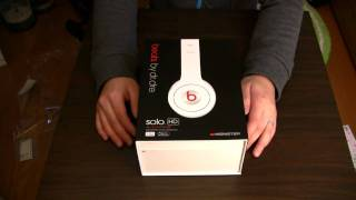 Download Monster Beats by dr dre Solo HD unboxing Video