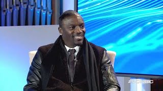 Download There are obstacles facing the Akon Lighting Africa project, singer says | World Economic Forum Video