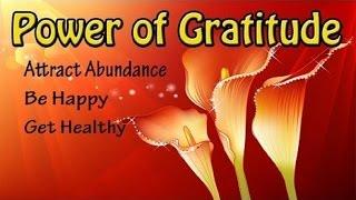 Download Power Of Gratitude: Attract Abundance & Miracles | Subliminal Meditation Isochronic Binaural Video