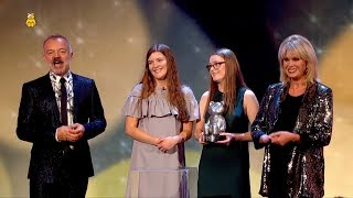 Download Sir Terry Wogan's Fundraiser of the Year 2017 Video