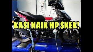 Honda RS150R ApiTech ECU Dyno Tuning - Motodynamics