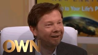 Download Eckhart Tolle's Secret to Happiness in 3 Words | A New Earth | Oprah Winfrey Network Video