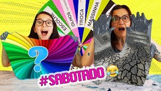 Download DESAFIO DA ROLETA MISTERIOSA DE SLIME (MYSTERY WHEEL OF SLIME CHALLENGE) | Luluca Video
